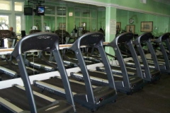 The Beach Club fitness center