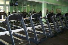 The Beach Club fitness center