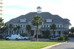The Beach Club onsite restaurant